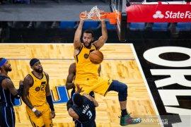 Utah Jazz menang 124-109 atas Orlando Magic