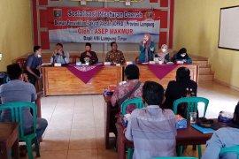 Anggota DPRD Lampung Asep Makmur dorong petani jahe tetap produktif