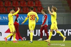 Freiburg membawa pulang kemenangan 2-1 dari markas Leverkusen