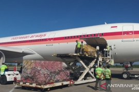 1,8 ribu ton manggis Sumbar diekspor ke Cina dengan pesawat  khusus