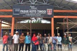 Dengan dana Rp570 juta, Pemkab Agam akan renovasi Pasar Batu Kambing