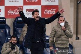 Atletico harus lebih baik sebelum lawan Real Madrid