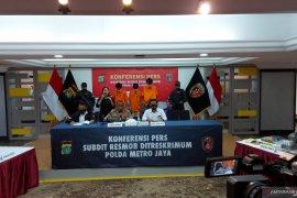 Polda Metro Jaya tangkap tiga maling motor di Lampung Timur