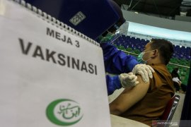 40 persen vaksin Sinovac Pekanbaru untuk kelompok pelayanan publik