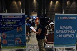 2.286.123 orang Indonesia telah divaksinasi COVID-19