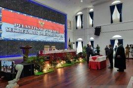 Wagub Klemen Tinal sebut pelantikan penjabat sekda Papua isi kekosongan jabatan