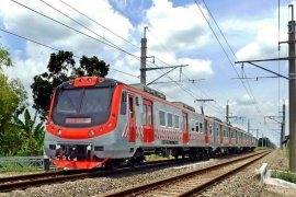 KRL Joglo buatan INKA resmi layani jalur Yogyakarta-Solo