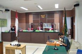 Perantara narkoba di vonis 13 tahun penjara