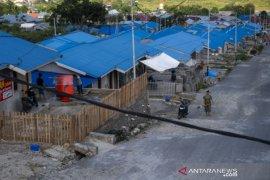 Huntap yang dibangun kementerian  PUPR  siap huni di Palu Page 2 Small