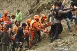 Tim SAR gabungan berhasil evakuasi korban tambang longsor di Parigi Moutong