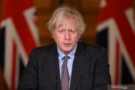 Perdana Menteri Inggris tawarkan Inggris jadi tuan rumah tunggal Euro 2020