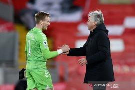 Ancelotti yakin Everton di posisi tepat bidik empat besar
