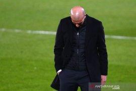Zidane merasa Madrid pantas dapat lebih dari satu poin