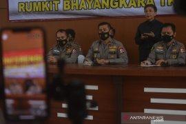 Polri sebut tiga korban Sriwijaya Air SJ-182 belum teridentifikasi