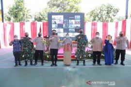 Polda NTB bersama Dikes dan Bapelkes NTB bentuk Batalyon Vaksinator Provinsi NTB