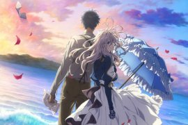 """Violet Evergarden: The Movie\"", kisah Violet sampaikan  surat terakhir"