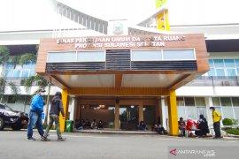 Enam penyidik KPK geledah Kantor PUPR Sulawesi Selatan di Makassar