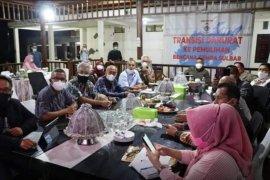 Masyarakat 10 perkampungan di Majene minta direlokasi