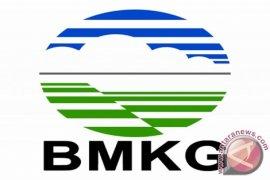 BMKG mengingatkan potensi hujan lebat disertai angin di beberapa daerah