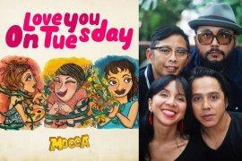 Jatuh cinta pada hari Selasa  bersama Mocca