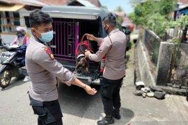 Polresta Padang cari dua kuburan janin tersangka aborsi