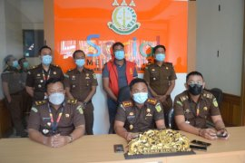Pegawai bank BUMN ditahan Kejaksaan  atas dugaan korupsi untuk judi