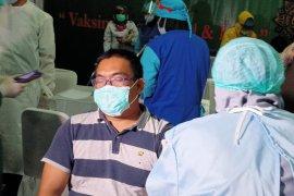 250 pengurus MUI jalani vaksinasi