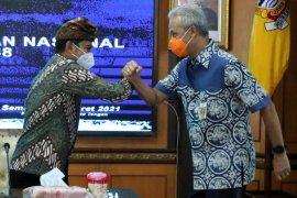 Gubernur Ganjar dukung Solo jadi tuan rumah Harsiarnas Ke-88