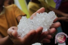 BMKG: Hujan es terjadi di Yogyakarta dan Sleman