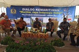 """RKIH dan TNI-AL wujudkan \""""Kampung Bahari Nusantara\"""""""