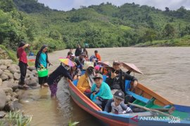 Tiga desa perbatasan Kaltara-Malaysia masih berstatus OBP