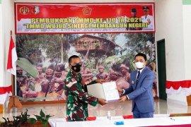 Pemkab Boven Digoel dukung program TMMD sejahterakan warga di kampung