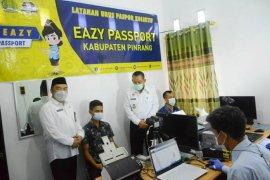 """Kanim Parepare tingkatkan pelayanan publik melalui \""""Easy Passport\"""""""