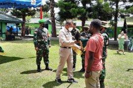 Bupati Jayawijaya buka TMMD ke-110