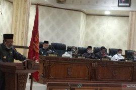 Bupati berharap kerjasama pemerintah-DPRD bangun Agam lebih maju