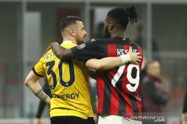 Penalti Franck Kessie bawa Milan imbang atas Udinese