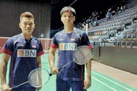 Dua wakil terakhir Indonesia tersingkir di perempat final Swiss Open