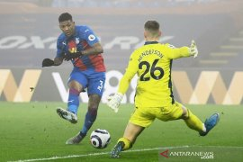 Liga Inggris-Manchester United petik hasil nirgol beruntun di London