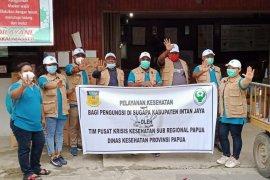 Pemprov salurkan bantuan sosial-pulihkan kesehatan warga di Intan Jaya