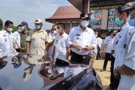Bupati Lampung Tengah segera keluarkan edaran penegakan disiplin protokol kesehatan