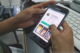 OJK Sulteng imbau waspadai entitas ilegal Snack Video dan Tiktok Cash