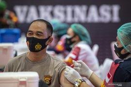 63.885 pelayan publik di Sumsel selesai jalani vaksinasi COVID-19