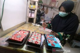 Brownies Motif Batik