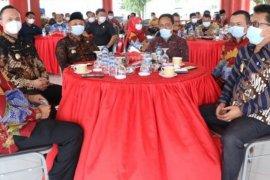 Nanang-Pandu ajak DPRD bersinergi bangun Lampung Selatan