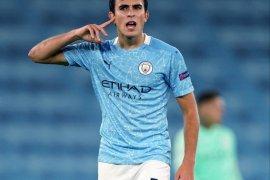 Bek muda City Eric Garcia sepakat gabung Barcelona akhir musim