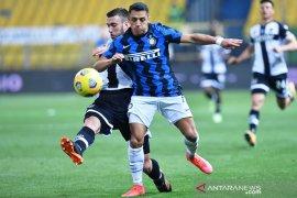 Alexis Sanchez tegaskan Inter hanya fokus  hindari kesalahan