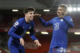 Chelsea perburuk catatan kelam Liverpool kalah 1-0  di Anfield