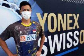 Vito hadapi unggulan pertama Viktor Axelsen di perempat final Swiss Open