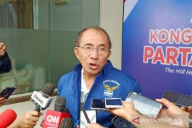 Max Sopacua pastikan KLB Partai Demokrat sudah sesuai prosedur