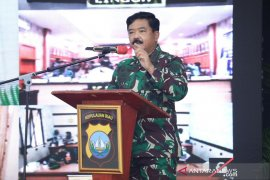 Military, police spearheading COVID-19 fight: Tjahjanto